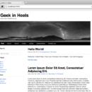 WordPress for the Everyday Blogger:<br />Part 2 &#8211; Set the Bare Bones