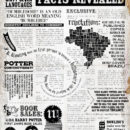 Harry Potter: Facts Revealed [Infographic]