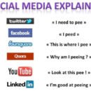 How Pee Helps Us Understand Social Media