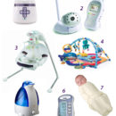 Our Favorite Baby Items