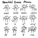 Mathematical Dance Moves