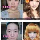 Chinese Girl Transforms Herself into 13 Different Girls with the Magic of Makeup