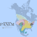 "Panem's 13 Districts Visualized [More ""Hunger Games"" Pr0n]"