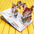 Marvelous 'Alice in Wonderland' Pop-Up Book [And More!]