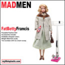'Mad Men' Prototype Barbie Dolls