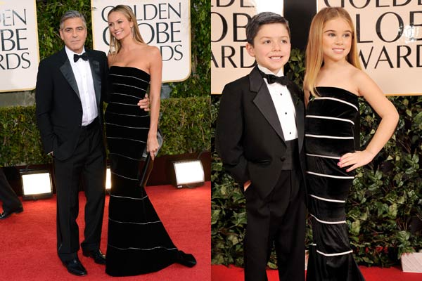 kids_recreate_golden_globes_george_clooney