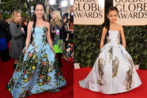 kids_recreate_golden_globes_lucy_liu