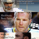 If NFL Quarterbacks Were Mobile Phones…