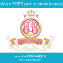 The Search for the Most Comfortable, Most Natural-Looking Circle Lenses…And an EyeCandy's Giveaway!