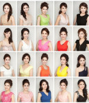 """Samsung Robots"" [Miss Korea 2013 Contestants All Look the Same]"