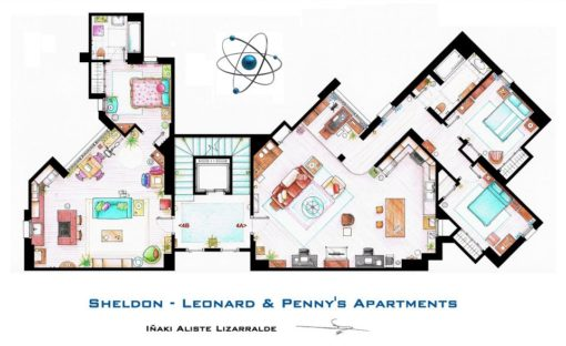 tv_floorplans_big_bang_theory