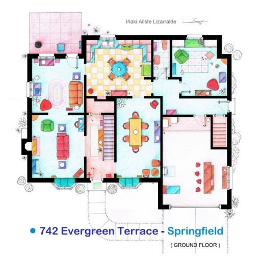 tv_floorplans_simpsons_ground