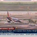 Southwest Airlines Landing Gear Failure Prompts Fake American Pilot Names