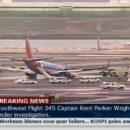 Southwest Airlines Landing Gear Failure Prompts Fake American Pilot Names