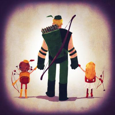 superheroes_take_kids_to_school_green_arrow