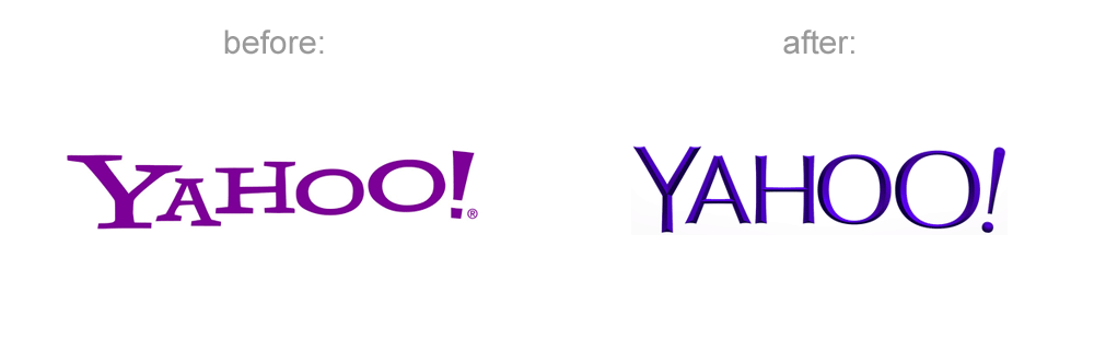 Yahoo's New Logo: Just 'Meh'