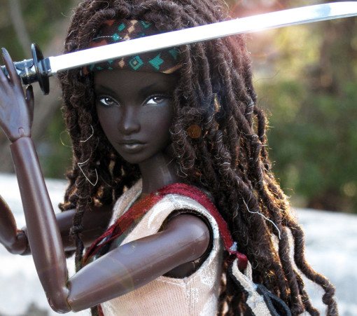 painted_dolls_michonne
