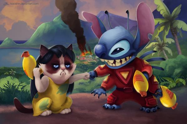 grumpy_cat_disney_lilo_and_stitch