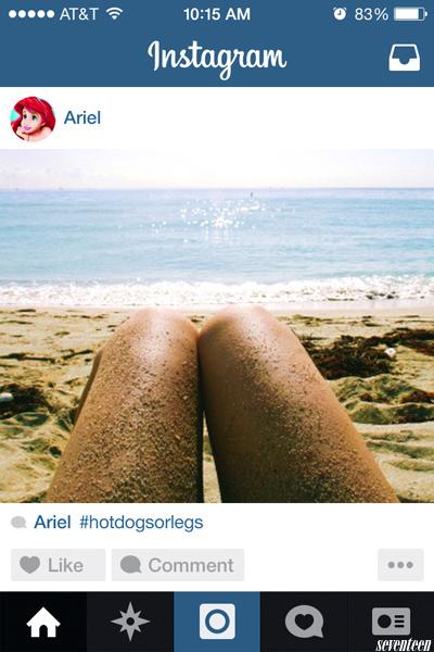 disney_princess_instagram_ariel