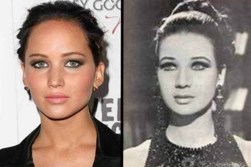 celebrities_historical_twins_jennifer_lawrence