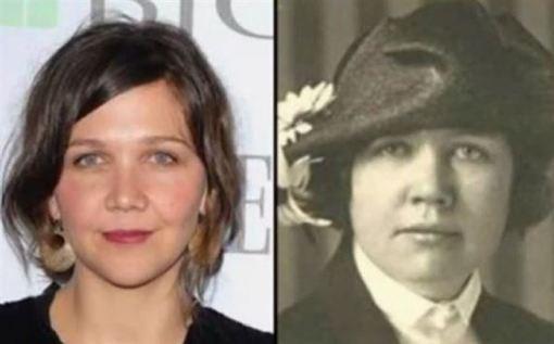 celebrities_historical_twins_maggie_gyllenhaal