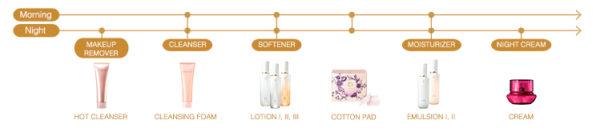 shiseido_benefique_instructions