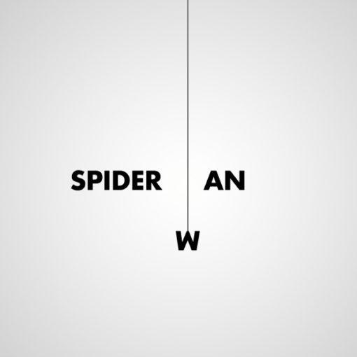 word_as_image_spiderman