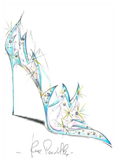cinderella_glass_slipper_designer_rene_caovilla