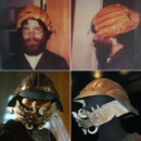 The Inspiration Behind Lando Calrissian's Helmet Design