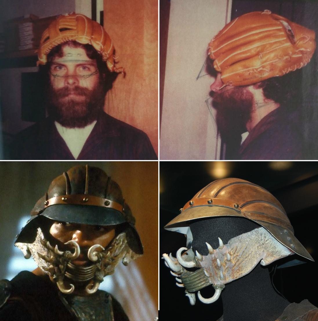 The Inspiration Behind Lando Calrissian's Helmet Design