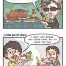 Famous Movie Directors as Chefs
