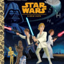 Star Wars Meets Little Golden Books