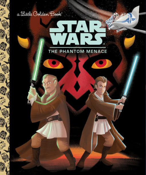 star_wars_little_golden_books_phantom_menace