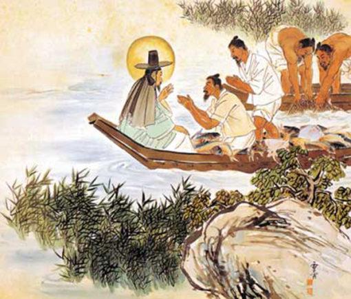 if_jesus_was_korean_disciples