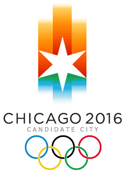 2016 Olympics Candidate Logos