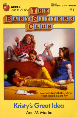 "The Return of ""The Baby-Sitters Club"""