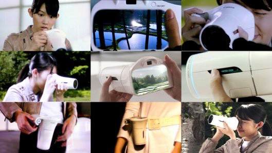 Canon's Wonder Camera Concept Leaves Me Nostalgic