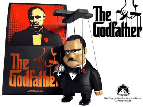 The Godfather Marionette