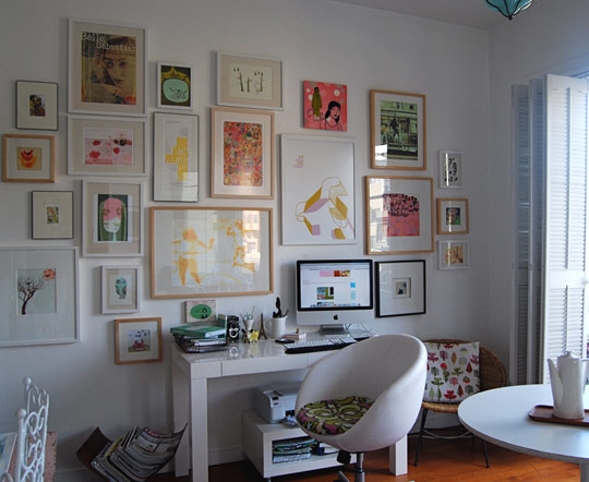 iMac as Wall Art