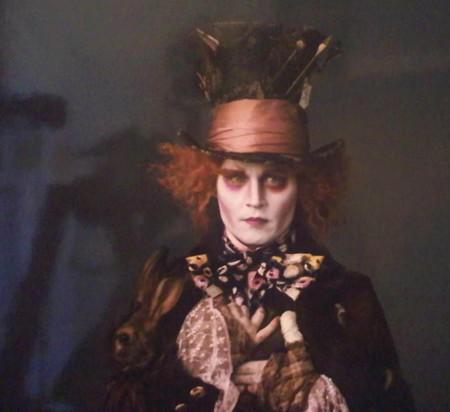 A Dark Alice by Tim Burton