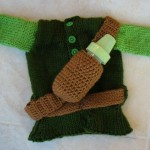 Knit Your Own Baby Link Outfit