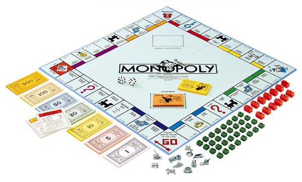 The Shortest Possible Game of Monopoly (And How J Took All Joy Out of the Game)