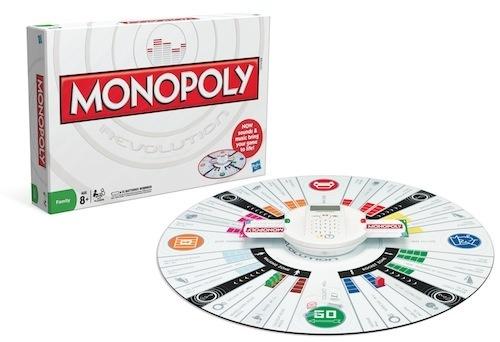 A Circular, Digital Monpoly
