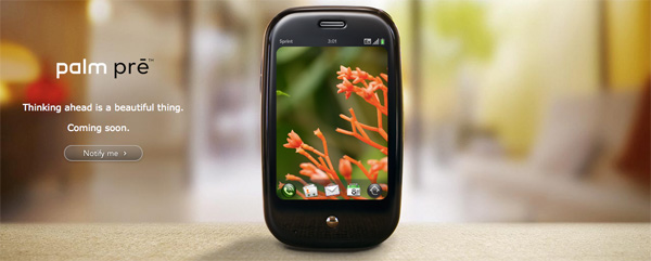 The Palm Pre Kicks the iPhone's Ass
