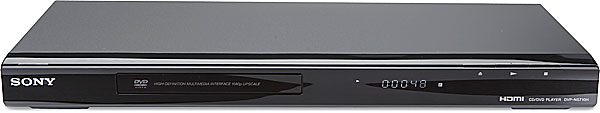 Win a DVD Player!