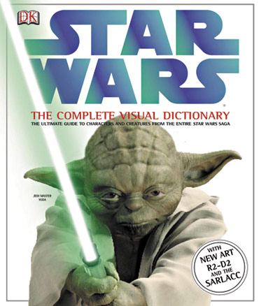 The LEGO Star Wars Visual Dictionary