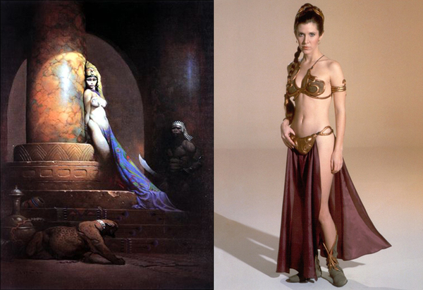 Top 5 Star Wars Designs and What Inspired Them