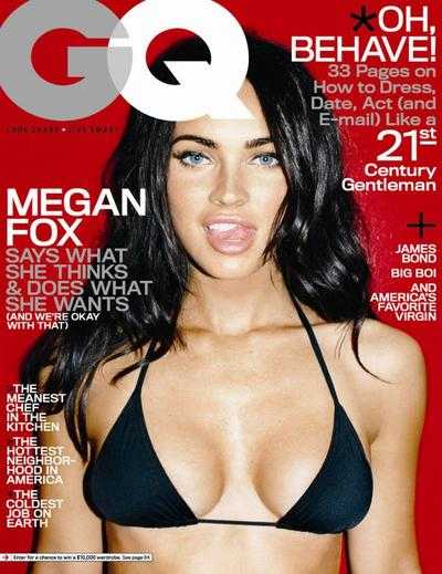 My Girl Crush is on the Cover of GQ!