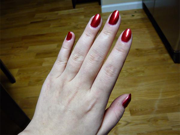 My Vixen Nails