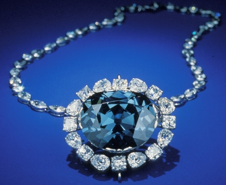 Resetting the Hope Diamond